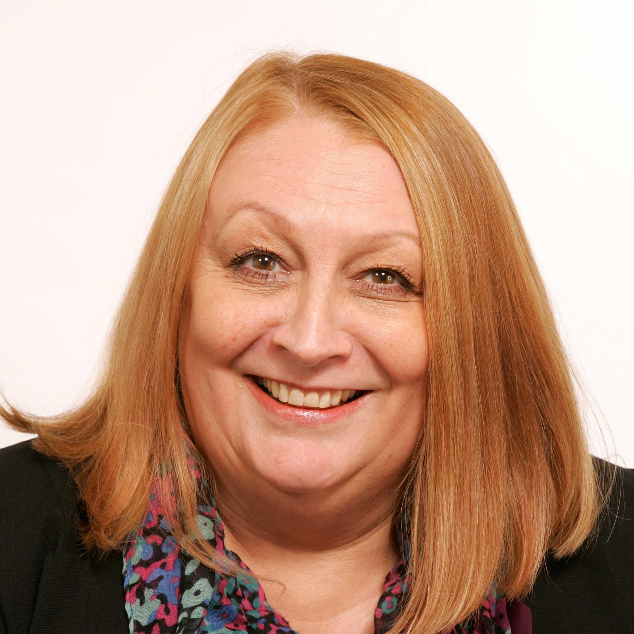 Julie Spalding Portrait